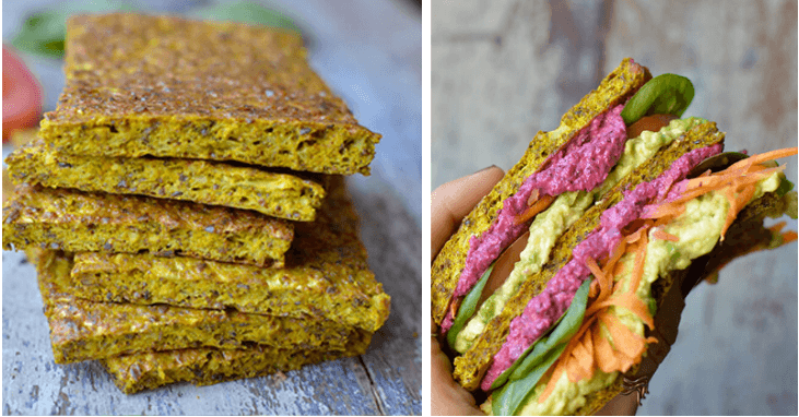 The turmeric-cauliflower flatbread recipe that fights inflammation and cancer with every bite – misteryup